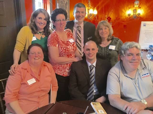 The Brookfield Chamber of Commerce had a Membership Appreciation Night May 11.
