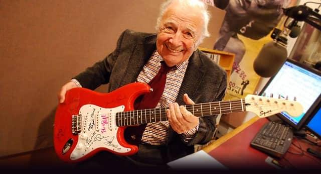 The event will celebrate jazz icon Bucky Pizzarelli's 90th birthday.