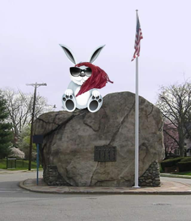 The Bunny Bandit is stealing eggs. It's up to the children of Glen Rock to recover them.