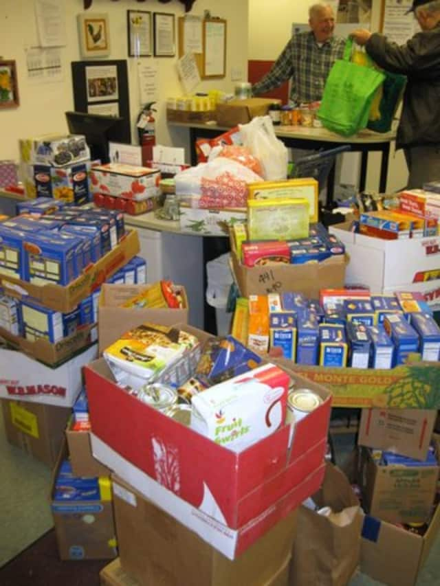 The Katonah Lewisboro Transportation Department is collecting food, toys and clothing until Dec. 18.