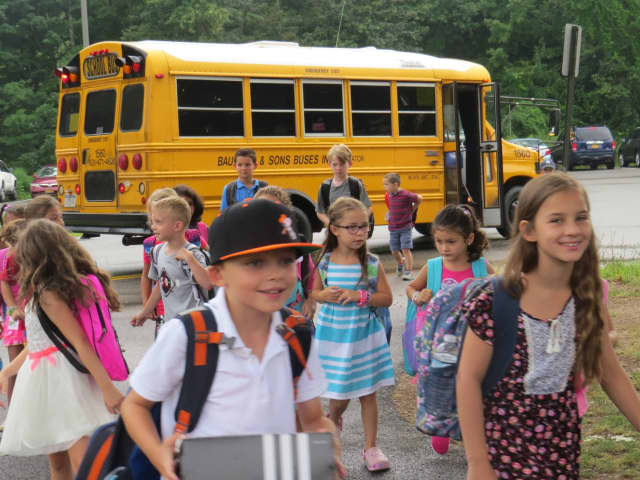 Students in Westchester are ready to begin the 2016-2017 school year.