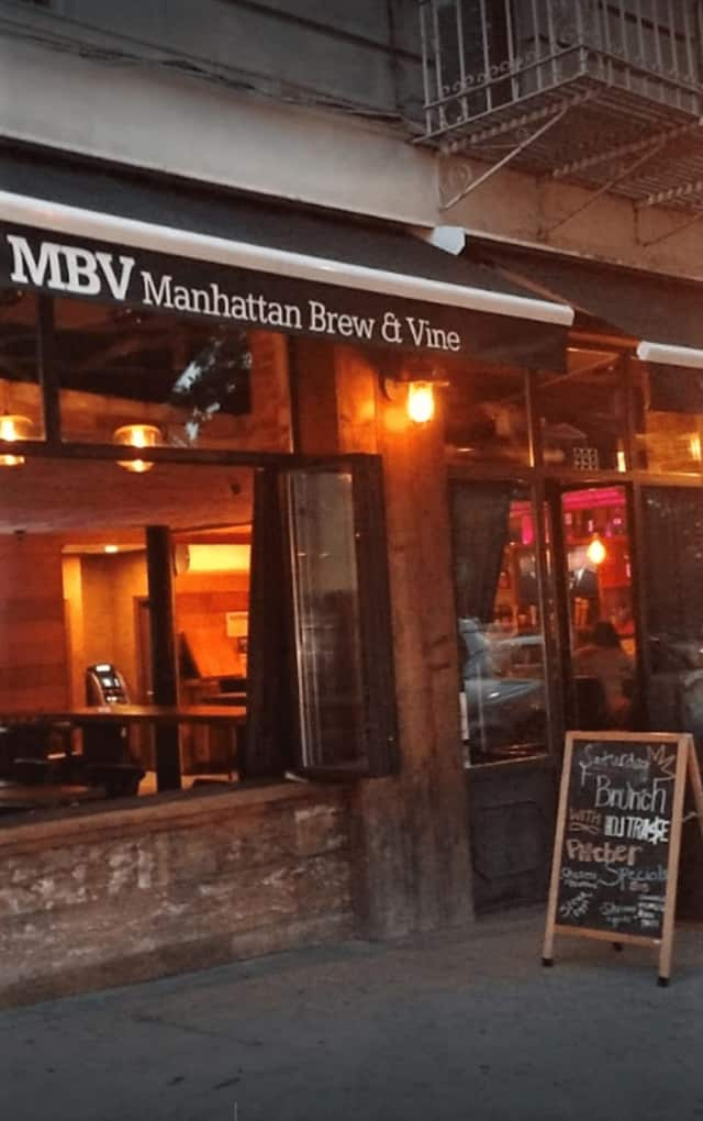 Manhattan Brew & Vine