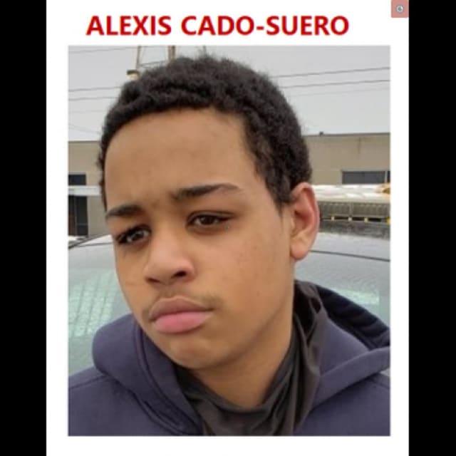 Alexis Cado-Suero.