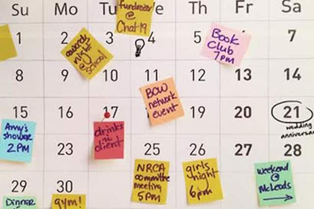 Don't delay starting a lifestyle change with your diet because of a busy calendar