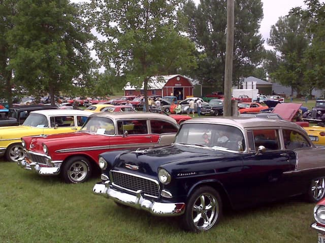 The 13th Annual Car Show will be held during the River Road Street Fair.