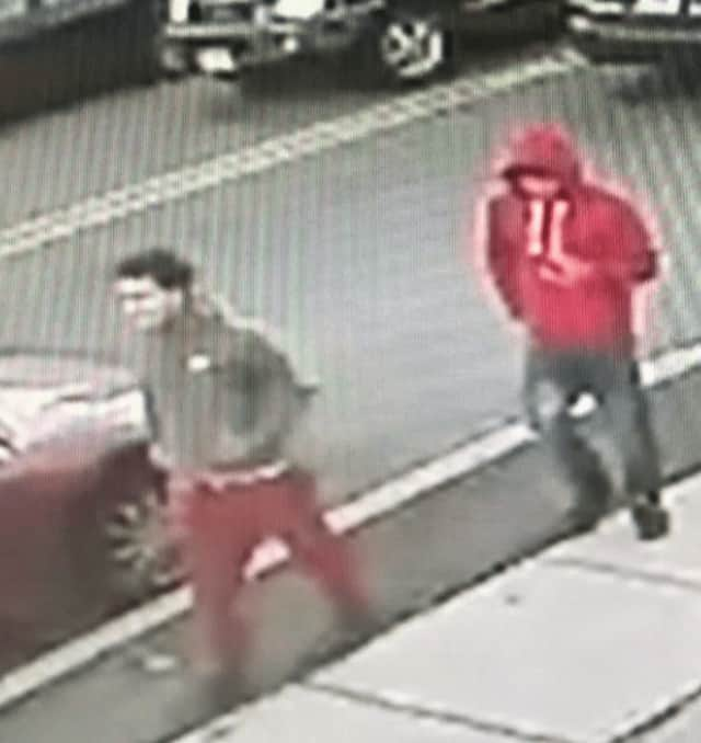 Anyone who knows the suspects, or sees them, is asked to contact the Clifton Police Department Juvenile Division at (973) 470-5882 or the Clifton Police Communications Center at (973) 470-5911.