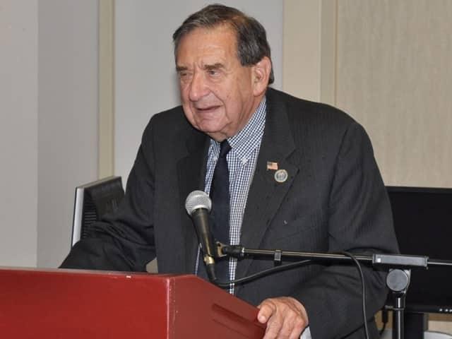 New Jersey State Sen. Gerald Cardinale