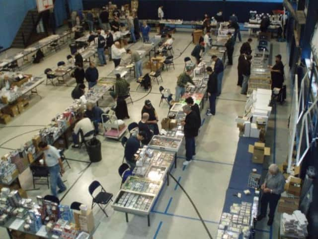There's a cards and collectibles show in Garfield March 6.
