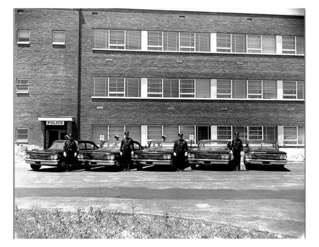 The Clarkstown Police Department had an impressive fleet in the 1960s shown here in a Throwback Thursday photo.