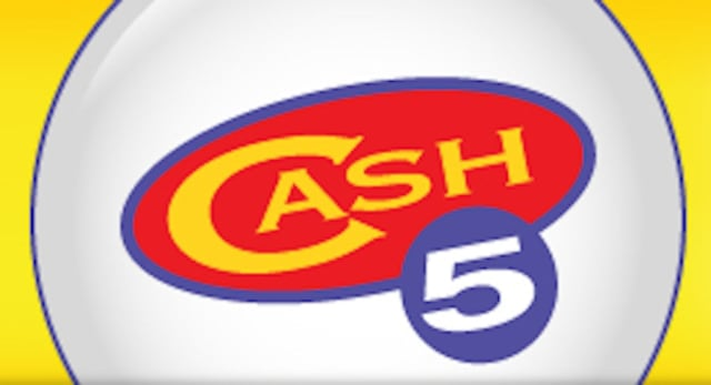 A Fairfield County man won $100,000 on a Cash 5 Lottery ticket.