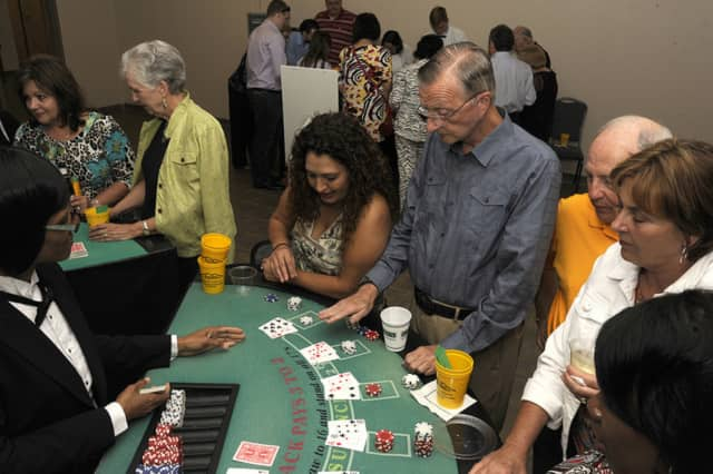Casino Night is coming to Washington Township next Wednesday, to benefit Habitat Bergen.