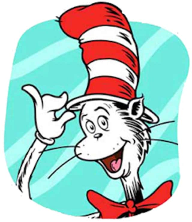 The Ridgefield Library will celebrate the birthday of Dr. Seuss on March 5.