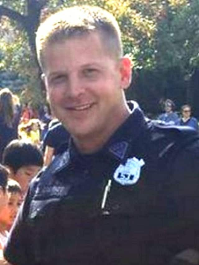 Rutherford Police Officer Brian Caughey