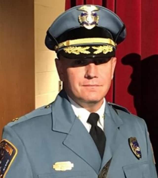Fair Lawn Police Chief Glen Cauwels