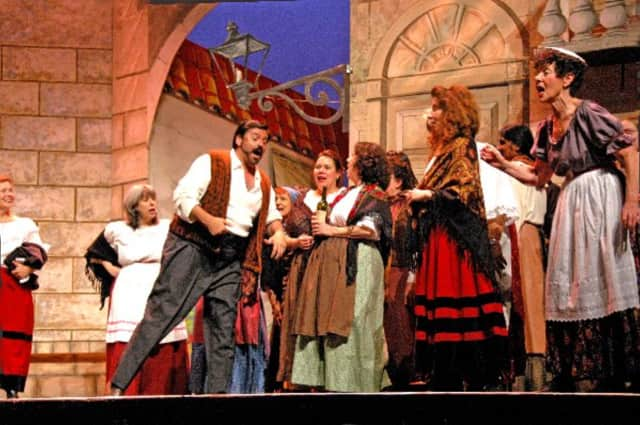 Auditions for the New Jersey Association of Verismo Opera company are taking place in January and February.