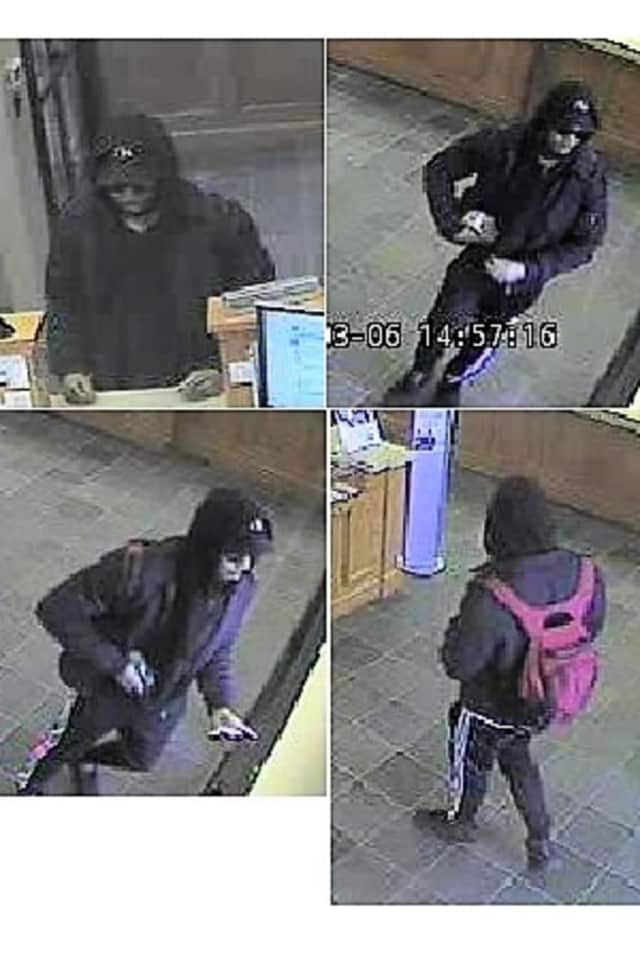 Anyone who saw something or who has information that can help catch the robber is asked to contact the Clifton Police Detective Division: (973) 470-5908.