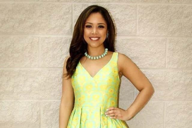 Celinda Ortega of Fair Lawn is Miss Bergen County 2017.