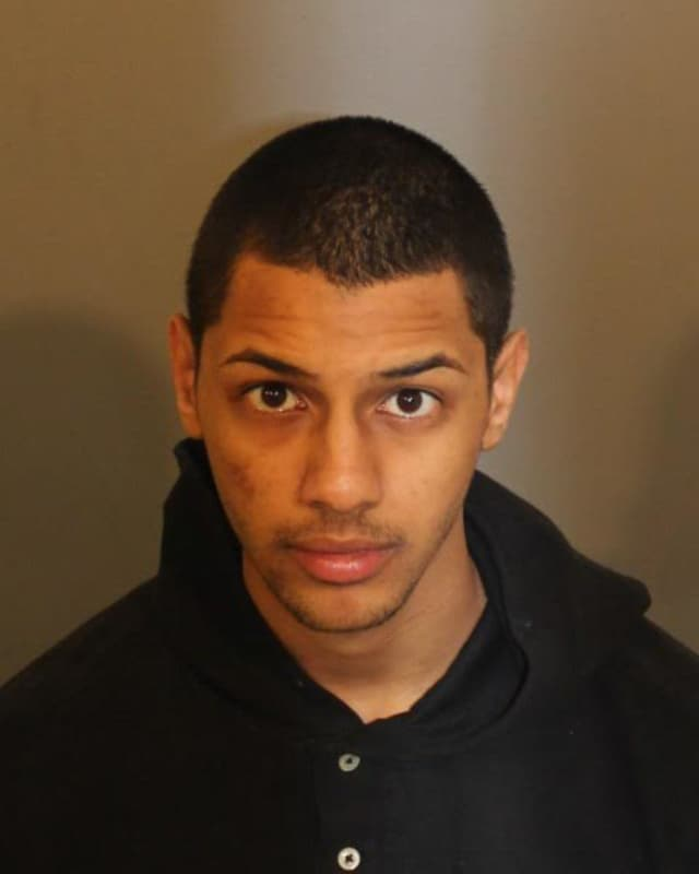 Alexander Chadee-Sierra Jr. has been charged in an alleged shooting on Oct. 29 in which the victim was injured.