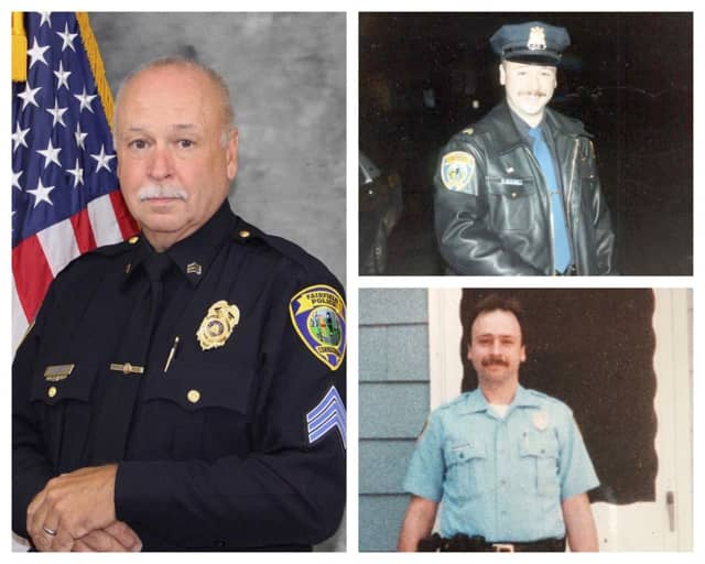 Sgt. Robert Chaisson has retired from the Fairfield Police Department after 29 years on the force.