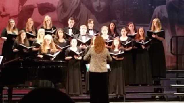 """Brewster High School presented """"A Salute to Veterans"""" concert on Nov. 10."""
