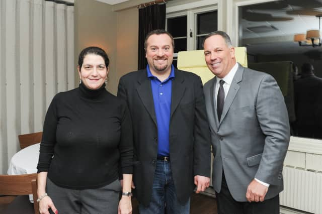 Victoria Alzapiedi, a Harvard-trained organizational leadership strategist, Michael Competiello, owner, A&S Millwood, and Jim McHale, president of JP McHale Pest Management, referred to their own experiences in their talks.
