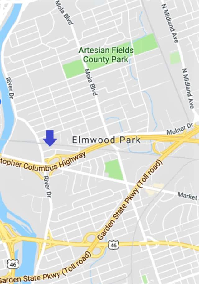 The East Coast Group Floors and Floods employee got into his car, called police and followed the burglar down Chamberlain Avenue, police said.