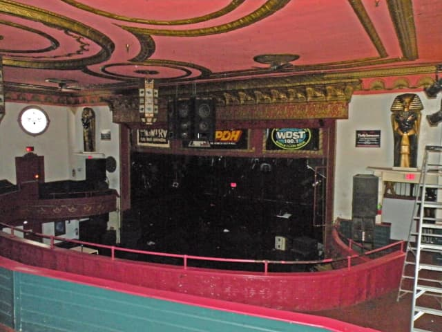 The Chance Theater, which has hosted hundreds of performers, is now for sale.
