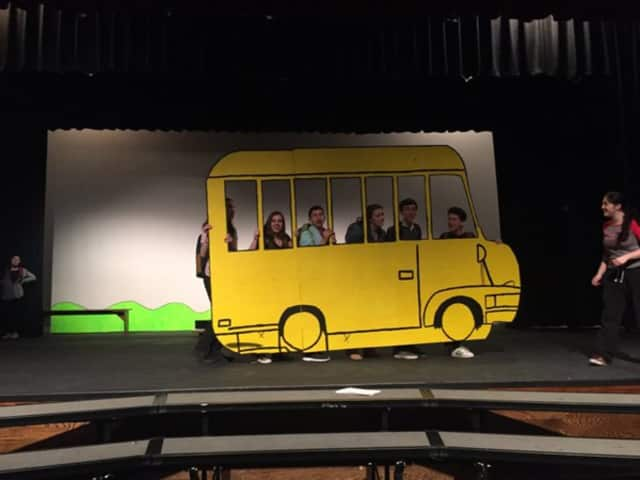 """The Somers High School Musical Company will present """"You're a Good Man, Charlie Brown"""" on Friday, April 29, and Saturday, April 30."""