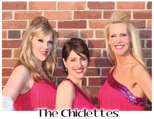 The Chiclettes will perform at the Stratford Library gala on April 29.