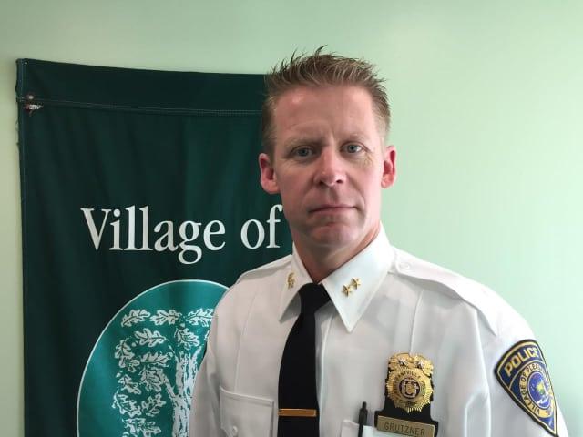 Police Chief Erik Grutzner