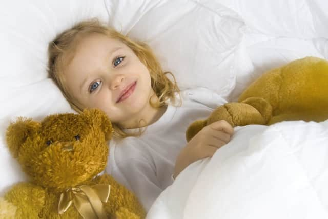 Help your child fall asleep faster, and stay asleep longer with these tips from Valley sleep doctor, Dr. Stephanie Zandieh.