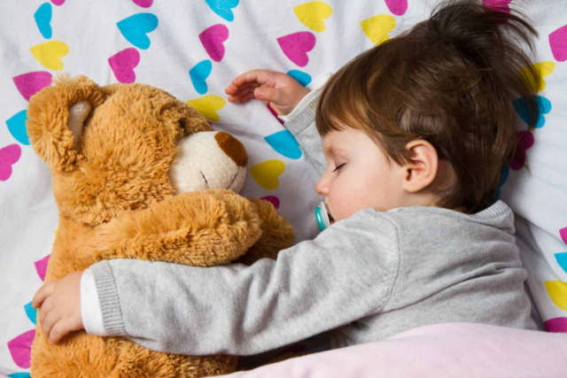 Help your child get a good night's sleep with tips from the Valley Hospital.
