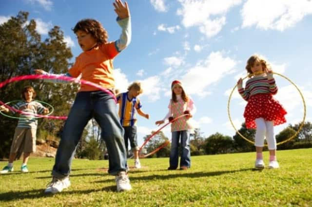 Play like a kid Nov. 14 at the Huntington Branch Library in Shelton.