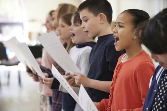 The New Jersey State Children's Chorus is Bergen County's only community children's chorus.