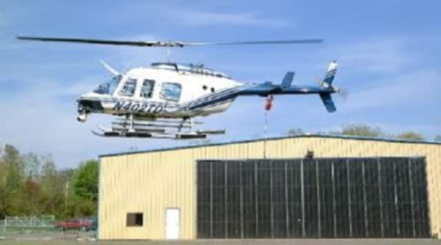 Stony Point police are advising residents not to worry if they see a low-flying helicopter in their neighborhoods this week. Orange & Rockland crews will be inspecting transmission lines.