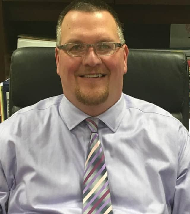 Byram Hills High School Principal Christopher Borsari was named the new superintendent for the Public Schools of the Tarrytowns.