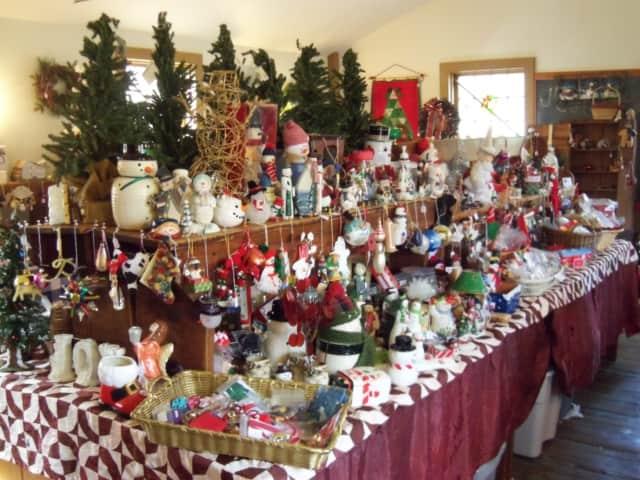 The Monroe Historical Society will host its Christmas Fair Nov. 27-29 and Dec. 4-6.