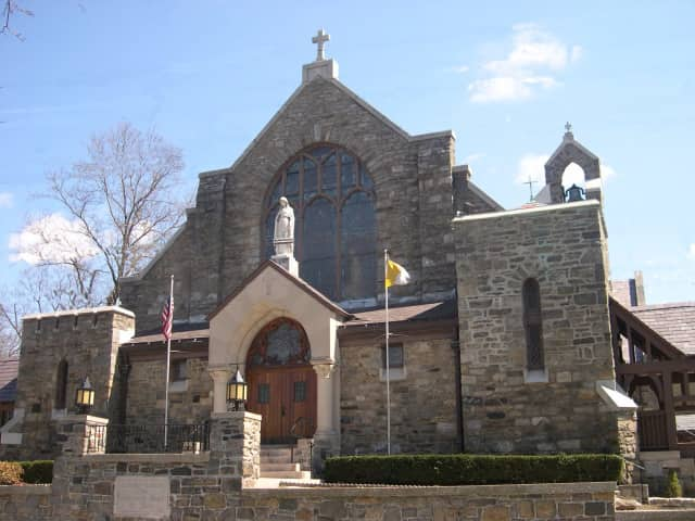 Immaculate Heart of Mary Church in Scarsdale.