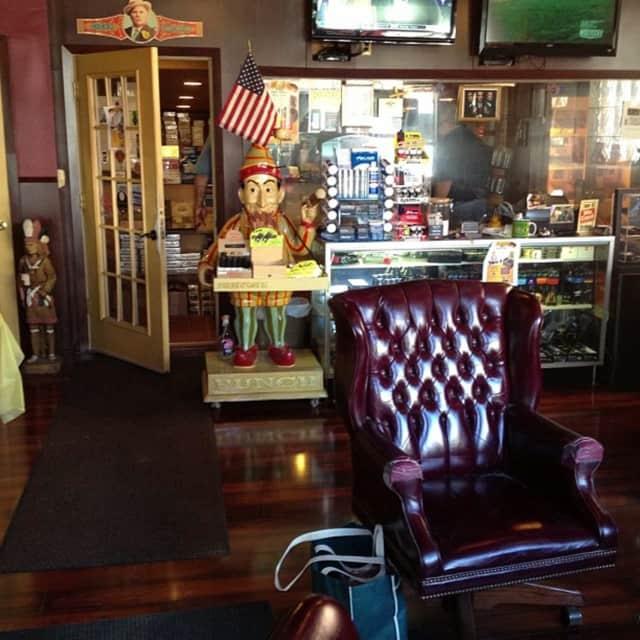 Cigar Emporium is a popular spot for Lyndhurst  residents.