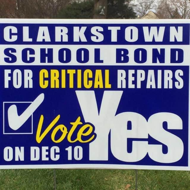 Clarkstown School Bond Passes