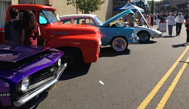Rutherford is hosting a classic car show on Tuesday, June 28.