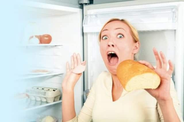 Keep your refrigerator clean for best performance. November 15 is National Clean Your Refrigerator Day.