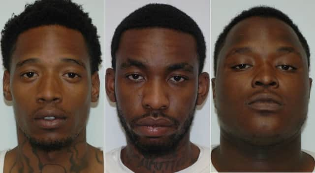 Anthony R. Closs Jr., Christopher Stewart, Sadot J. McBride