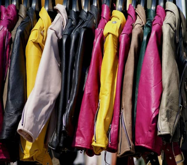 The Haworth Municipal Library is a drop-off point for coats in good condition.