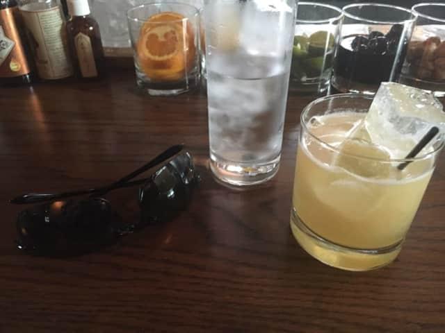 Rothbard Ale + Larder is a local favorite for drinks in Westport.