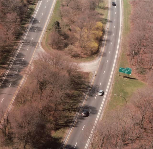 Skeletal remains were found along the Northern State Parkway in Plainview more than a decade ago.