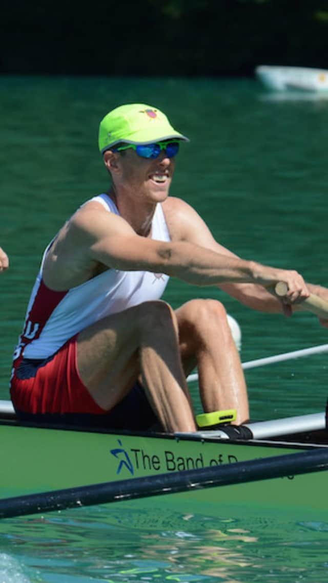 Charlie Cole who grew up in New Canaan is a member of the men's team nominated to compete in the Olympics.