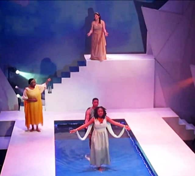 """The New Players Company will be putting on Mary Zimmerman's """"'Metamorphoses"""" this week, as Georgia Southern University did in 2015."""