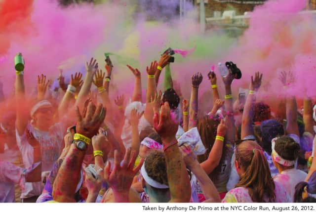 The Bethel Middle School 5K Color Run is scheduled for April 22.