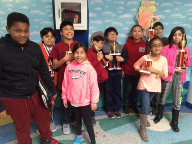 The Columbus Elementary School Chess Club fared well in the competition.